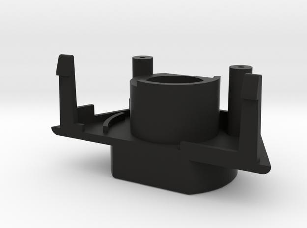 Key lock for Hepco & Becker Orbit side cases 1 in Black Natural Versatile Plastic