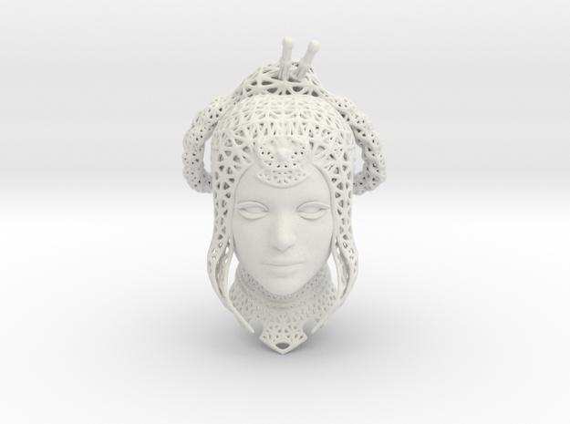 Princess Kitana (wireframe) Fan Art