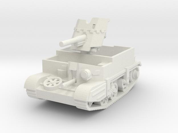 Universal Carrier Pak 36 1/76 in White Natural Versatile Plastic