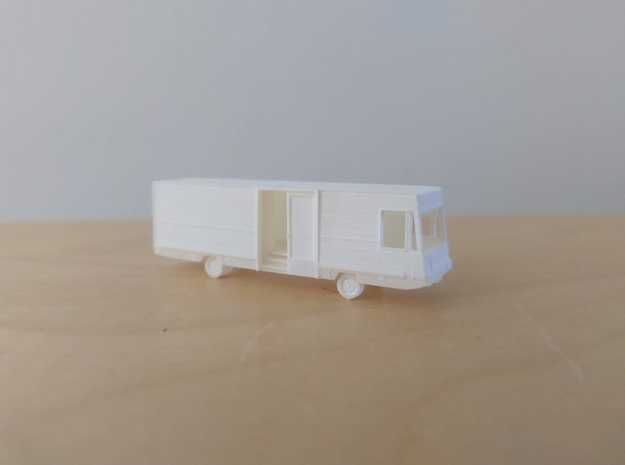 SRV wagen scale N 1:160 in Smooth Fine Detail Plastic