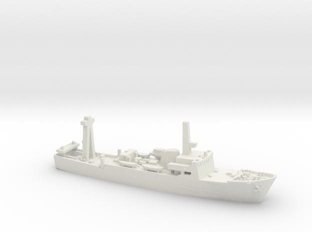 Thalassa I 1:700 in White Natural Versatile Plastic