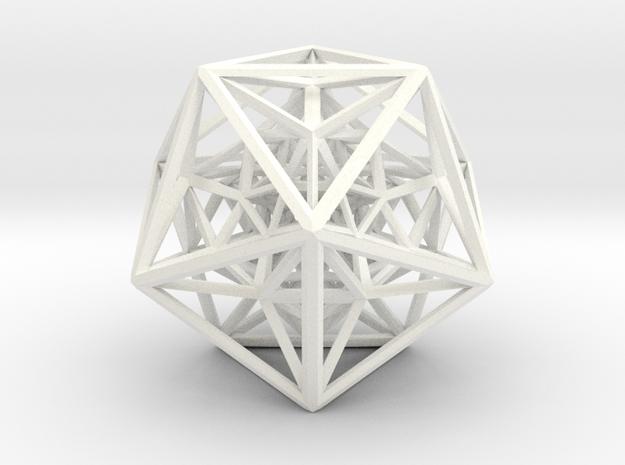 Snub 24-Cell 3d printed