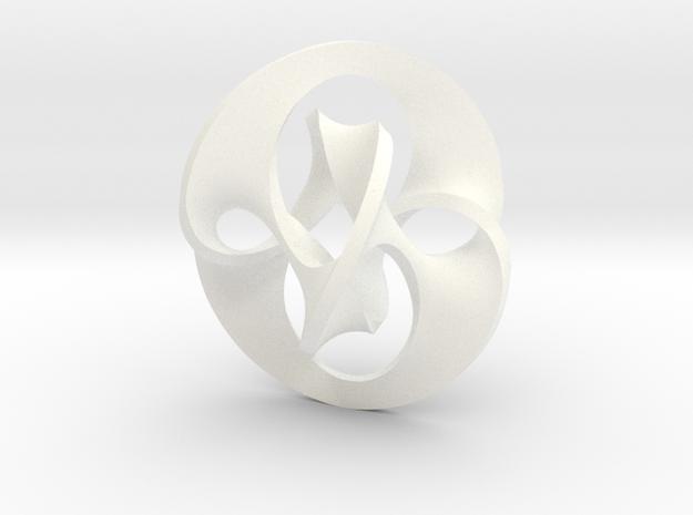 Antichron Pendant for Steel