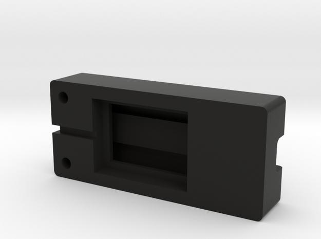 Atlas One-Piece 13mm x 18mm Speaker Retrofit Kit in Black Natural Versatile Plastic