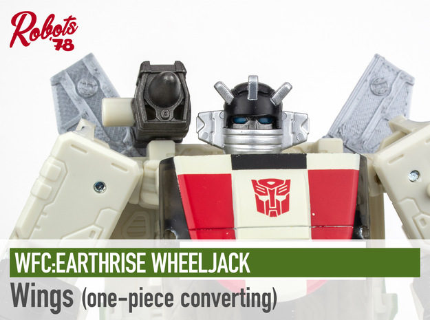 [Converting 1PC] ER Wheeljack Wings