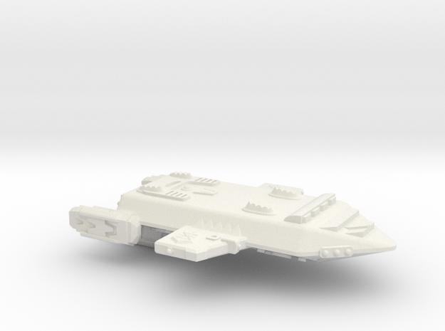 3125 Scale Orion X-Ship Heavy Cruiser (CX) CVN in White Natural Versatile Plastic