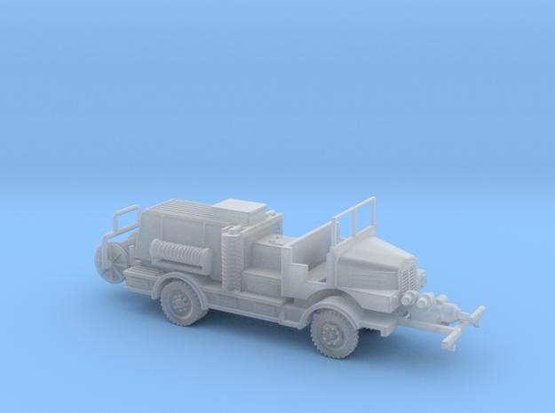 1:120 IFA S4000 Feuerwehr TLF 15 mit Vorbau Pumpe in Smooth Fine Detail Plastic