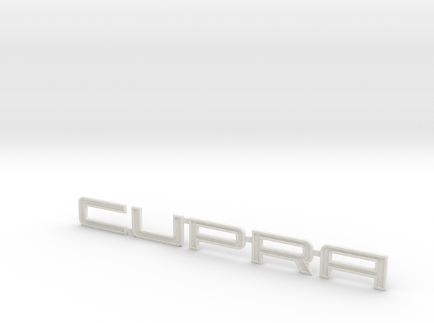 CUPRA Logo for the lower grille
