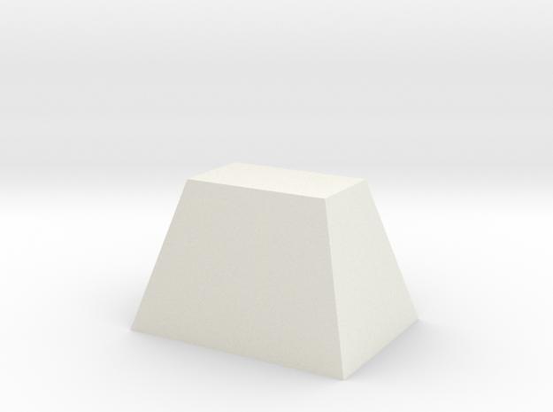 1rsnb8htsqkvhajih4en0dg042 45344613.stl in White Natural Versatile Plastic