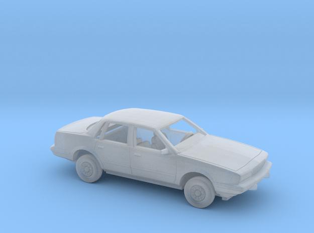 1/87 1992 Buick Century Sedan Kit in Smooth Fine Detail Plastic