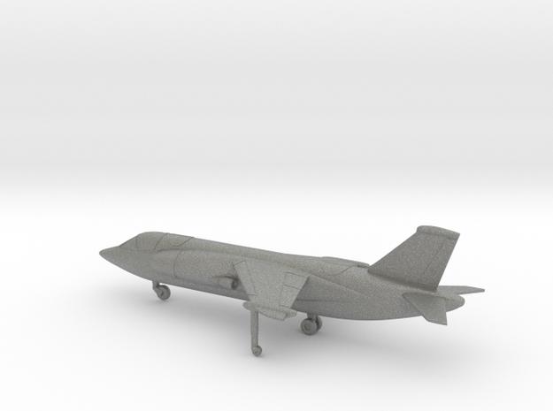 VFW-Fokker VAK 191B in Gray PA12: 1:160 - N