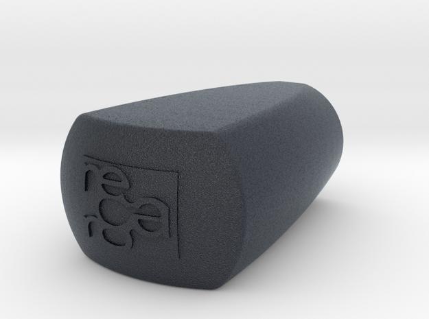 Porsche Recaro seat release knob in Black PA12