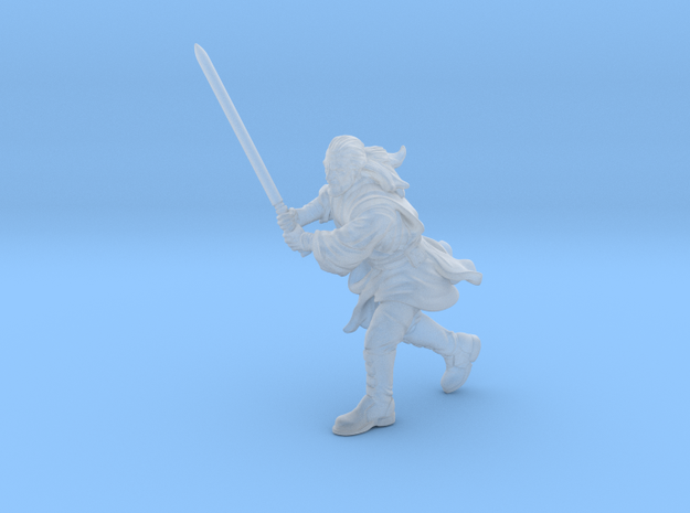 wizard sage saber in Smooth Fine Detail Plastic