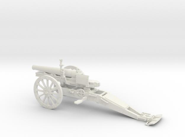 1/30 Cannone da 65/17 65mm Mountain Gun in White Natural Versatile Plastic