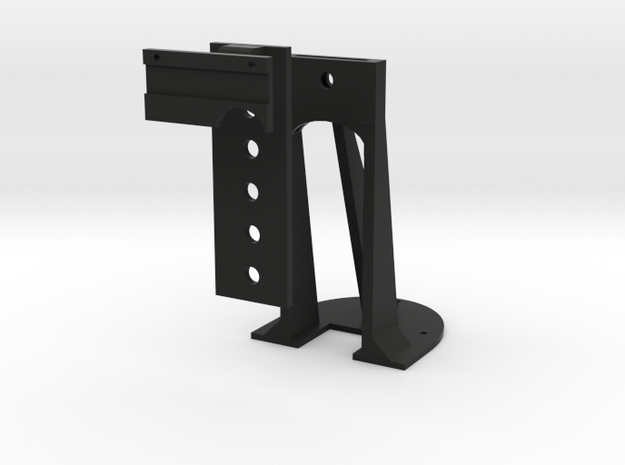 openmv_basic_mount in Black Natural Versatile Plastic