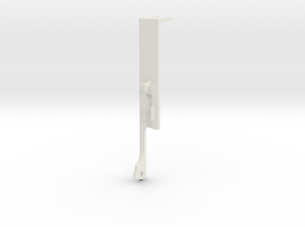 Retro Arms Spec (Rated for 60 RPS) in White Natural Versatile Plastic