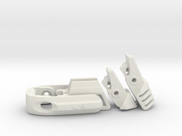 MG100 Color Kit in White Natural Versatile Plastic
