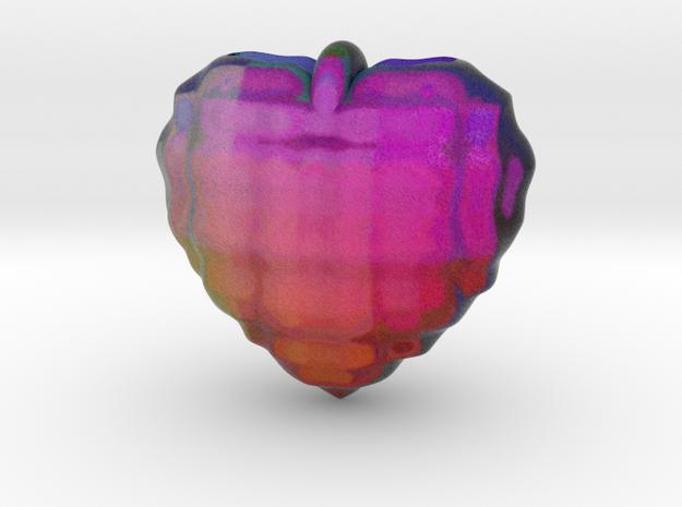 Moody Heart 3d printed