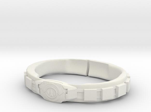 Drakkon Evo 2 Belt LC in White Natural Versatile Plastic
