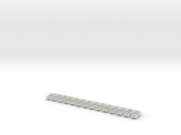 1/700 CM-32 IFV (12.5mm) Company in Smooth Fine Detail Plastic