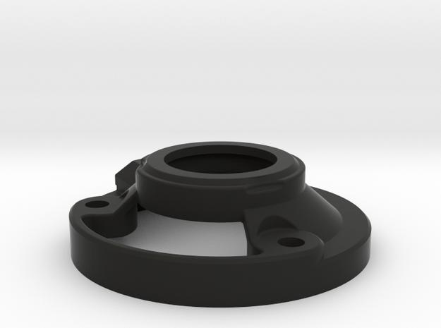 Graflex GMM Chassis - Part01 - Channel 1 - Style3 in Black Natural Versatile Plastic