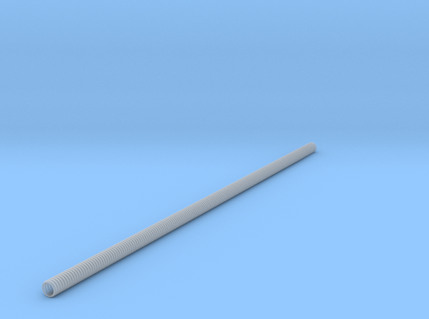 """HO culvert 24"""" 75' thin wall in Smooth Fine Detail Plastic"""