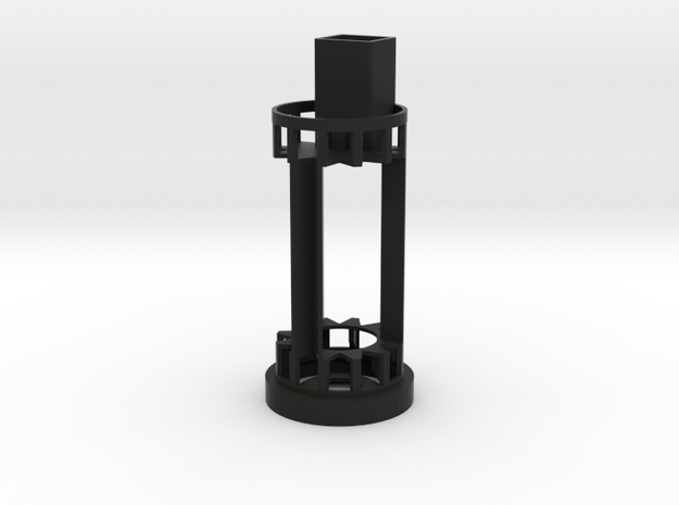 RCCU Kit : Crystal Chamber Chassis (1 of 2) 3d printed