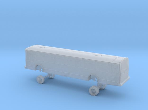 N Scale Bus Gillig Phantom Academy of Art 4200s in Smooth Fine Detail Plastic