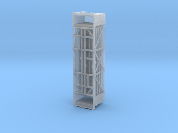 Helium ACF without roof supports in Smooth Fine Detail Plastic