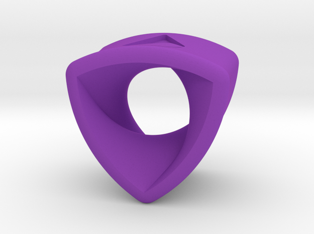 Stretch Rotor 14  By Jielt Gregoire 3d printed