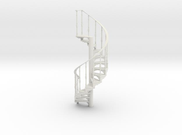 s-24-spiral-stairs-market-lh-1b in White Natural Versatile Plastic