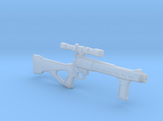 Death Watch Blaster rifle 3.75 scale