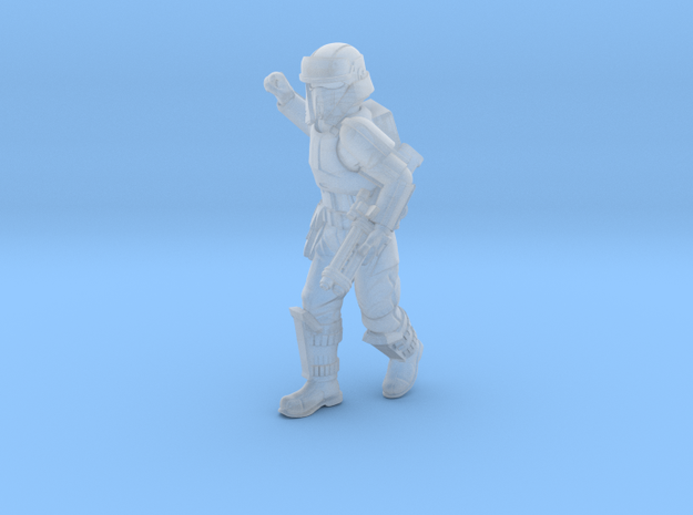 beachtrooper_v2_005 in Smooth Fine Detail Plastic