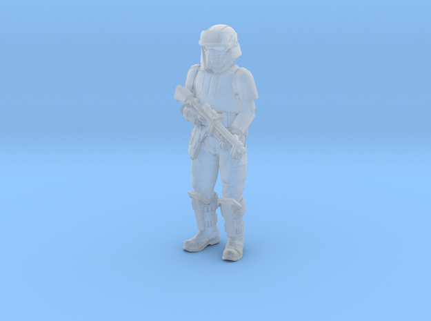 beachtrooper_v2_002 in Smooth Fine Detail Plastic