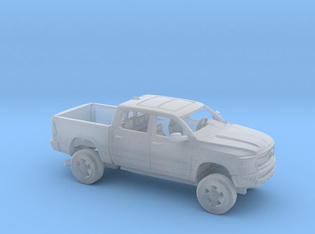 1/160 2019 Dodge Ram 1500 Short Bed in Smooth Fine Detail Plastic
