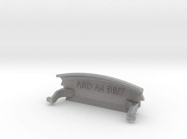 Audi A4 B6 Mittelarmlehne/Armrest lid Standart/IMA 3d printed