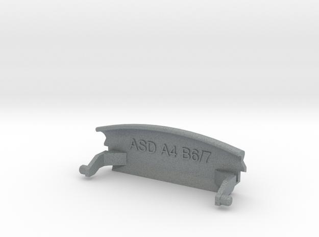 Audi A4 B6 armrest lid standart Quattro 3d printed