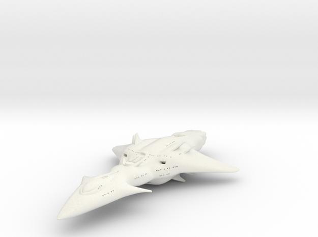 Atlantis155obj in White Natural Versatile Plastic