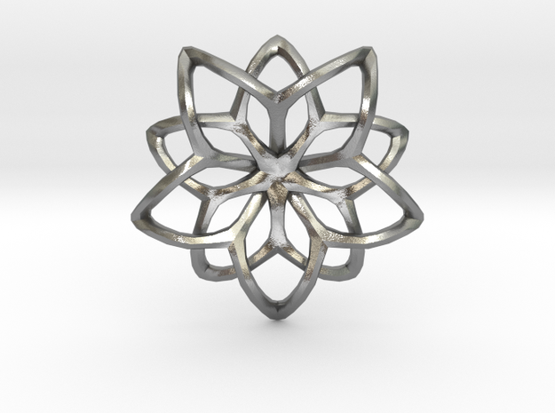 Flower Loops Single 3d printed
