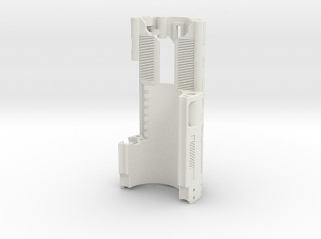 Custom Request - Graflex Mentor Var2 Proffie in White Natural Versatile Plastic