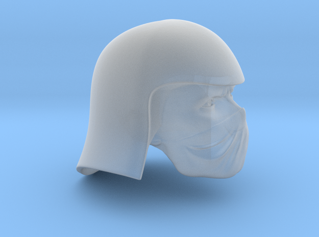 Cobra Trooper in Smooth Fine Detail Plastic