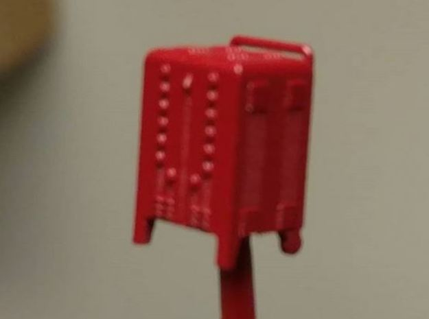 1/64 Scale Red Arc Welder 4X in Smooth Fine Detail Plastic