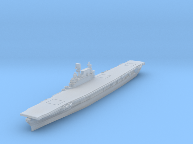 USS Hornet '42 1/1800 in Smooth Fine Detail Plastic