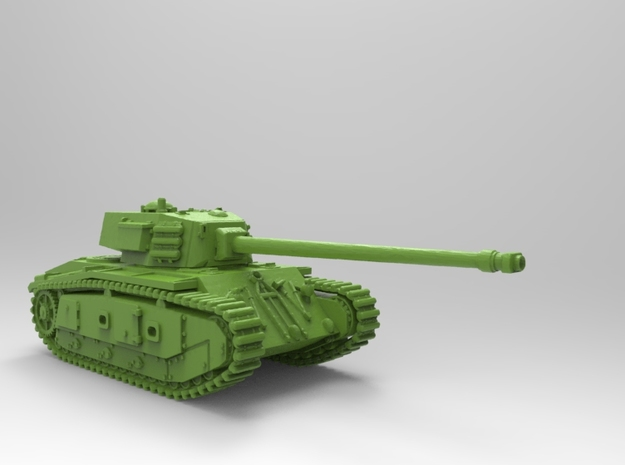 1/285 ARL-44 in Smooth Fine Detail Plastic