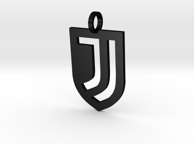 JJpendant in Matte Black Steel