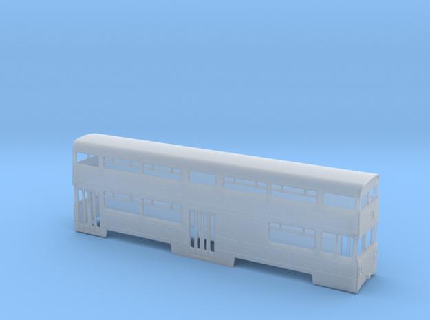 N Gauge Blackpool 762 Tram in Smooth Fine Detail Plastic