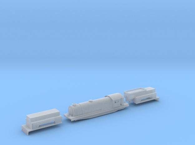 LNER U1 N Gauge in Smooth Fine Detail Plastic
