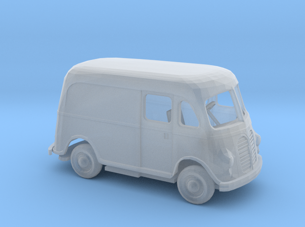 1/72 1950 International Metro Van Kit in Smooth Fine Detail Plastic