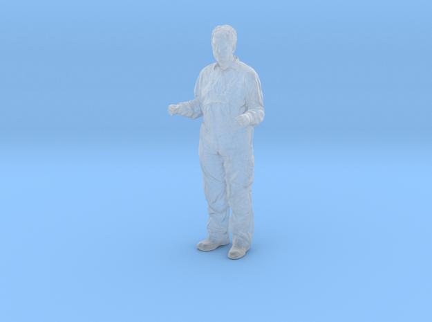 Juergen in Smooth Fine Detail Plastic: 1:75