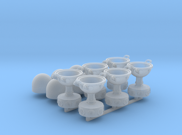 Ice Hangar Ground Lights, episode V, 1:43 in Smooth Fine Detail Plastic